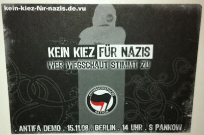 Kein Kiez für Nazis!